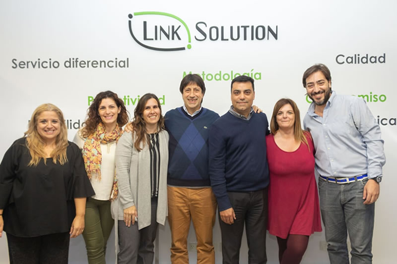 equipo linksolution